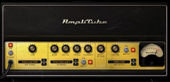 AmpliTube Hendrix