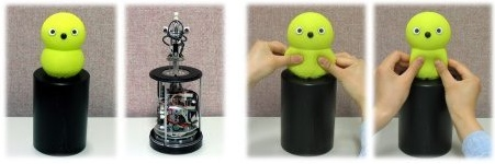 Keepon and the Beatbots
