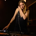 DJ Leslie Kirchhoff at Virgin Hotel
