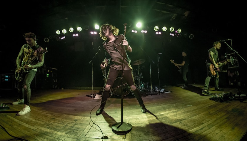Sleeping With Sirens Live at Bottom Lounge