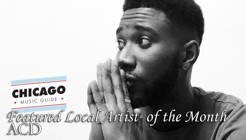 FEATURED LOCAL ARTIST – ACD