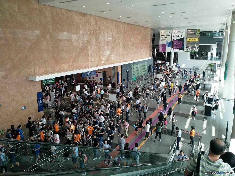[香港] 一連七日「香港書展2019」哆啦A夢書籍琳瑯滿目! 本站記者帶你搶先看