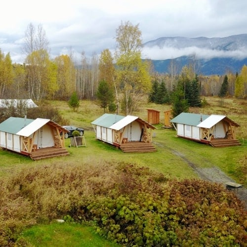 SEE OUR BULKLEY RIVER PACKAGES