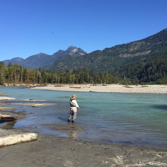 SEPTEMBER FLY FISHING TRIPS NEAR VANCOUVER