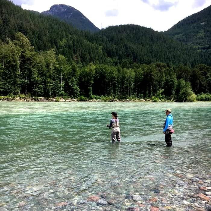 OR COME FLY FISHING WITH US