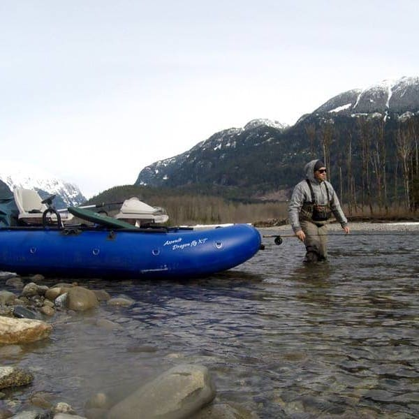 GO FOR A FUN FLY FISHING TRIP IN WHISTLER BC