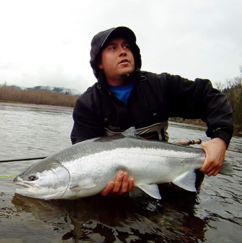 WINTER STEELHEAD CLOSER TO VANCOUVER