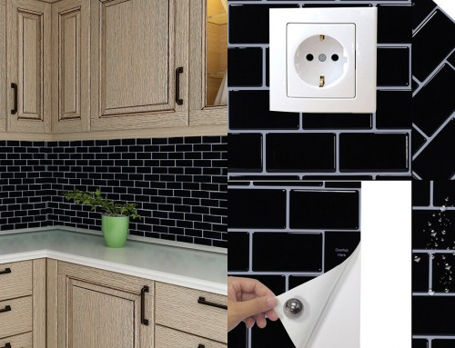 Start Your Business With Adhesive Backsplash Tiles