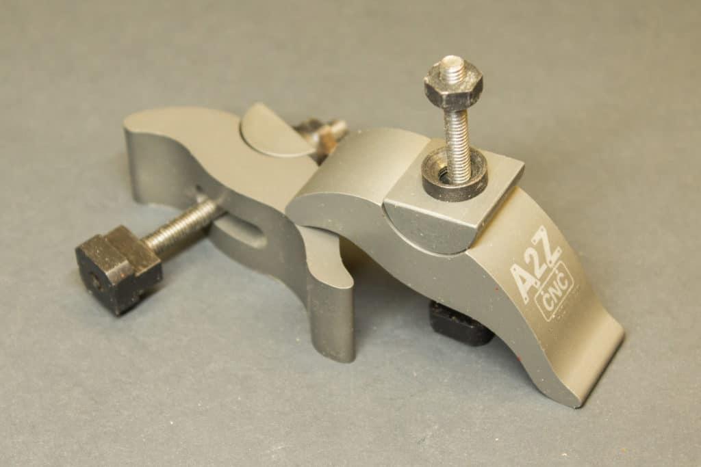 cnc machine clamps