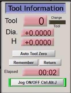 mach3 tool information
