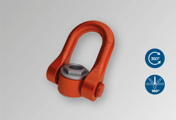 CODIPRO: Universal Swivel Shackle FE.DSS