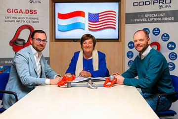 CODIPRO signs an exclusive partnership with the USA