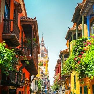 Vliegtickets Colombia boeken