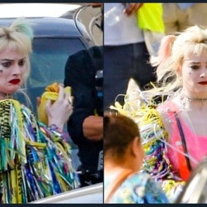 harley quinn movie 2020