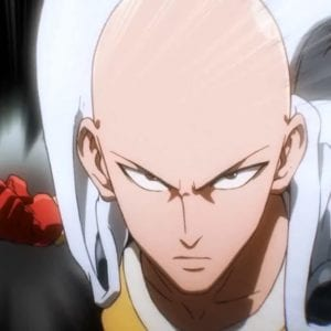 Most Powerful Anime Characters One punch man