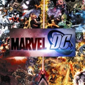 latest DC and Marvel news