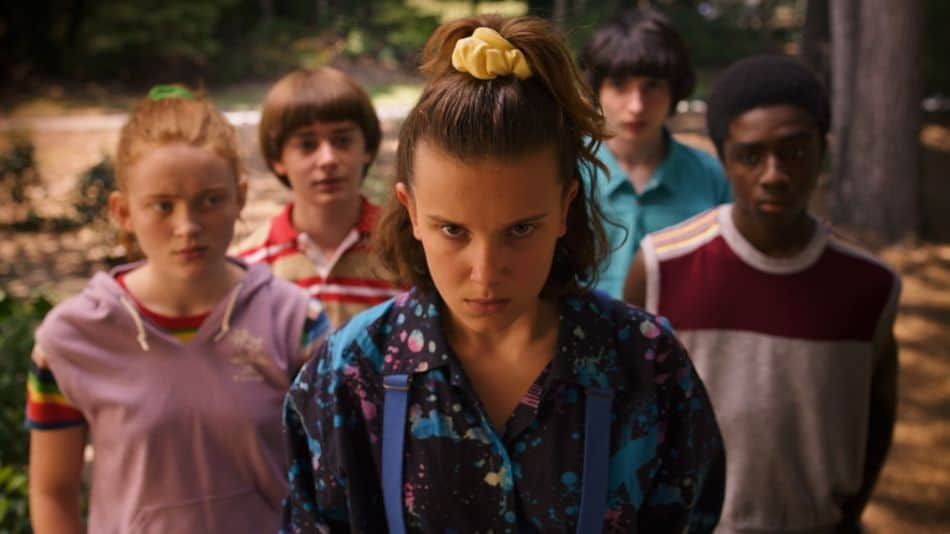 Stranger Things 3, Streaming Service