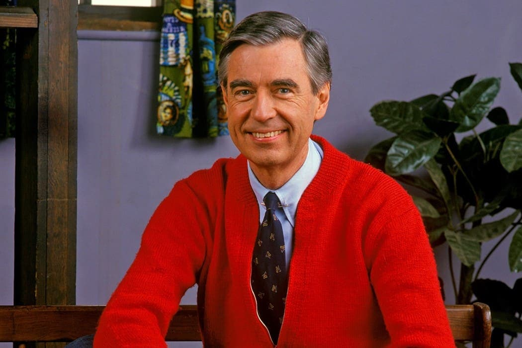 Mr. Rogers Movie Star
