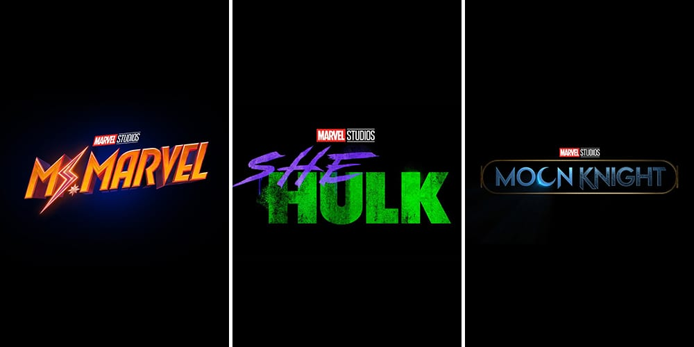 Disney+, Moon Knight, She-Hulk, Ms. Marvel