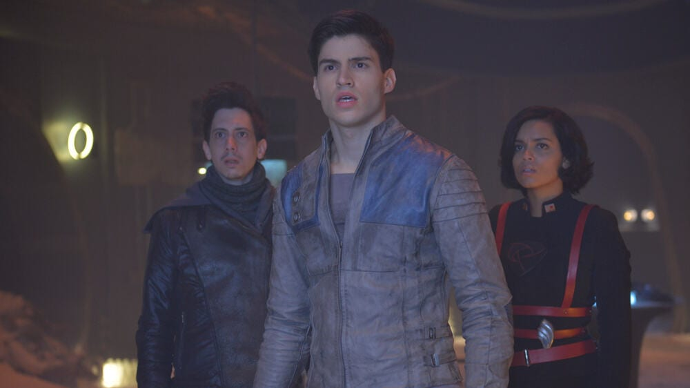 Krypton Canceled by SyFy
