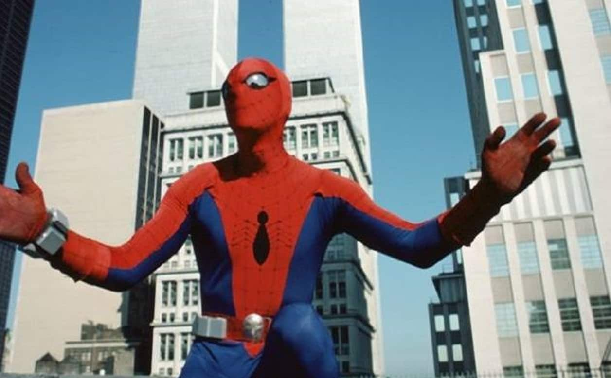Live-action Spider Verse shows