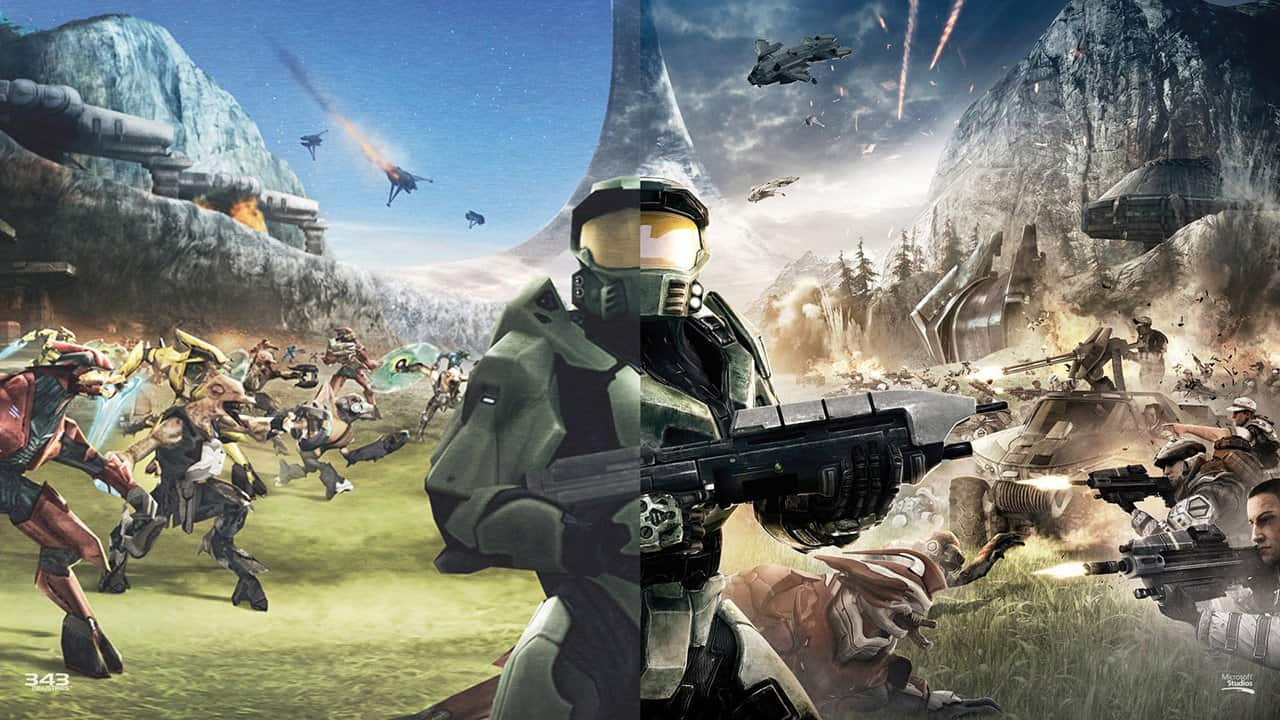 The history of Halo