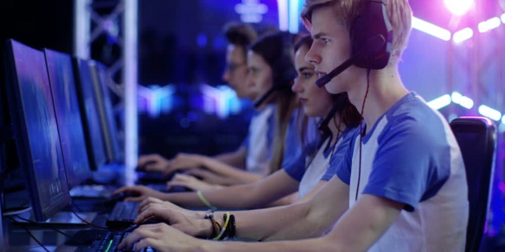 big tech enters esports world