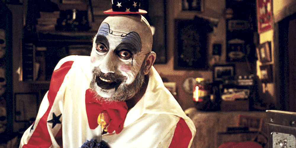 Horror Icon Sid Haig