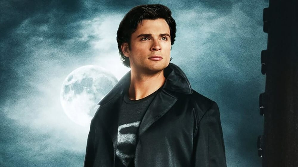 Tom Welling Returning to Smallville Role for Crisis on Infinite Earths