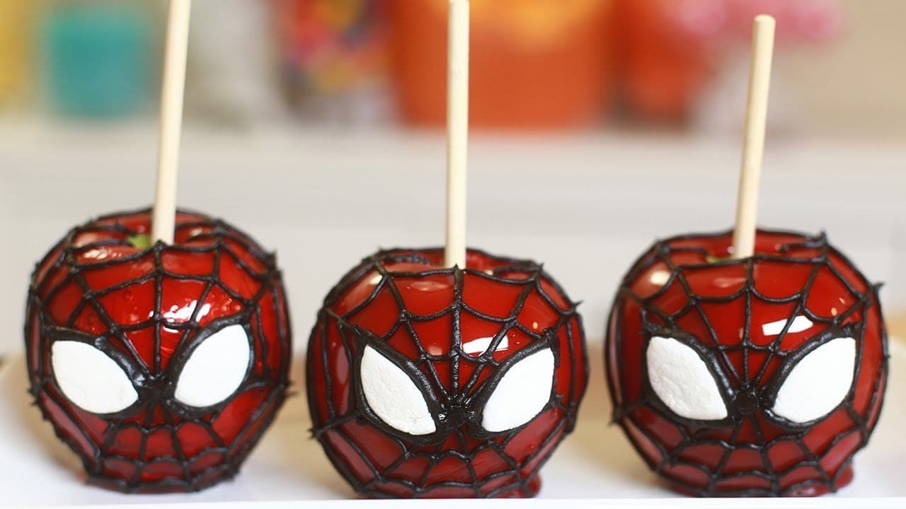 Will Apple Buy Sony Pictures Spider-Man Candied Apples