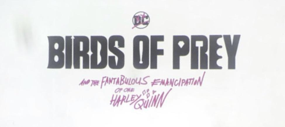 Birds of Prey teaser