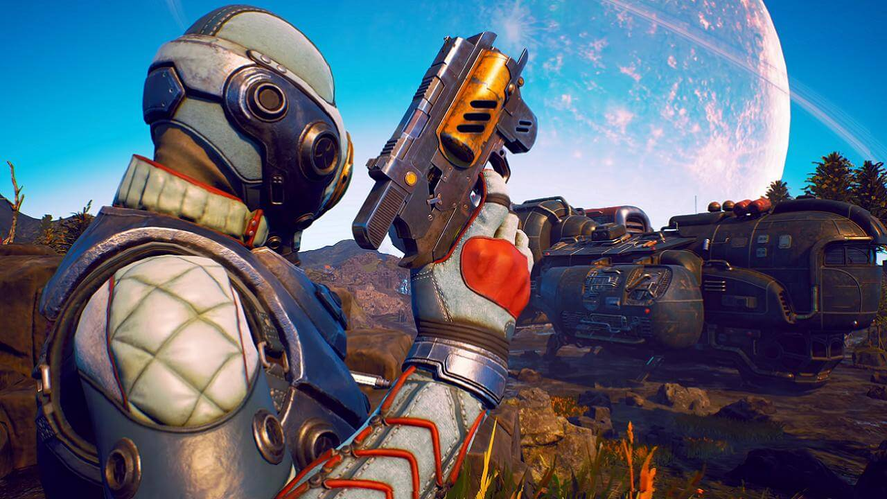 outer worlds 4k performance exclusive to xbox