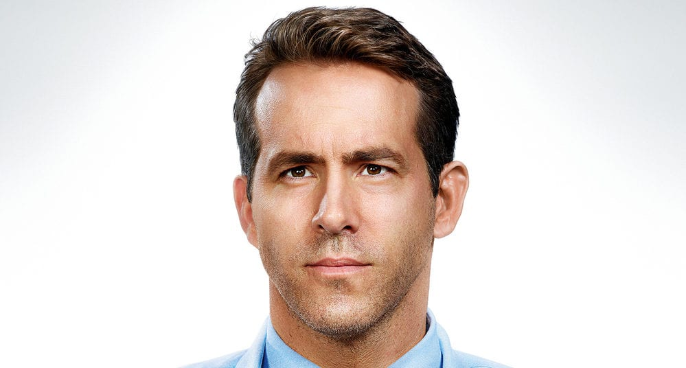 Ryan Reynolds Free Guy