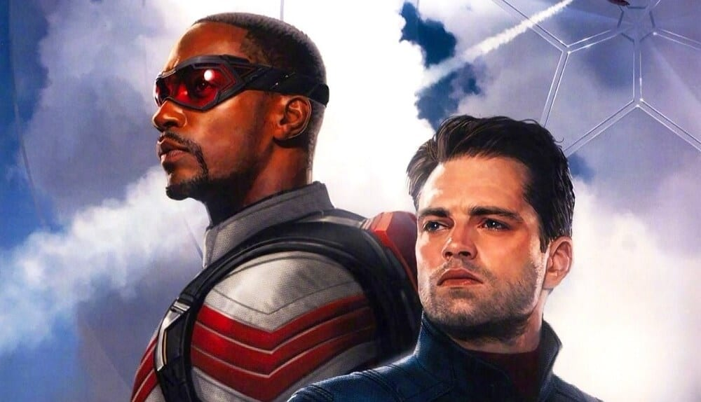 Marvel Studios Take Over Television Falcon and the Winter Soldier Disney+