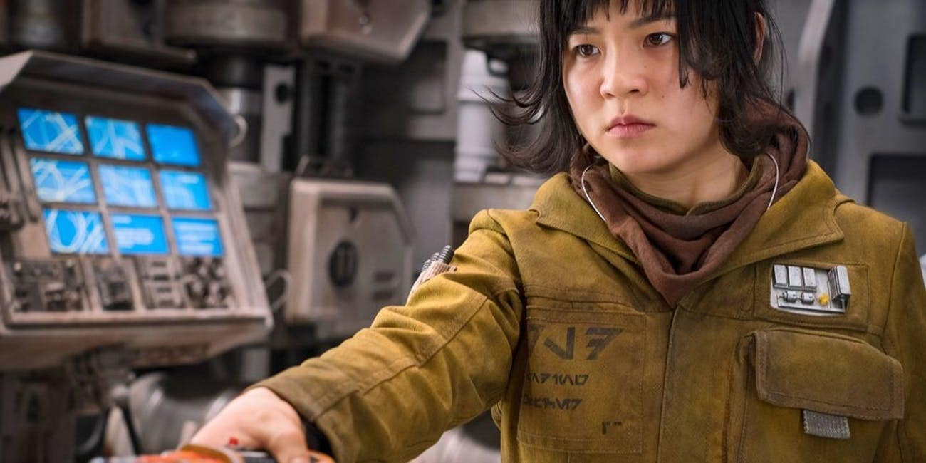 Rose TIco REmoved from Star Wars Merch