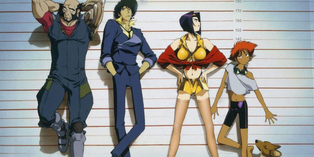 Poster of Cowboy Bebop Anime