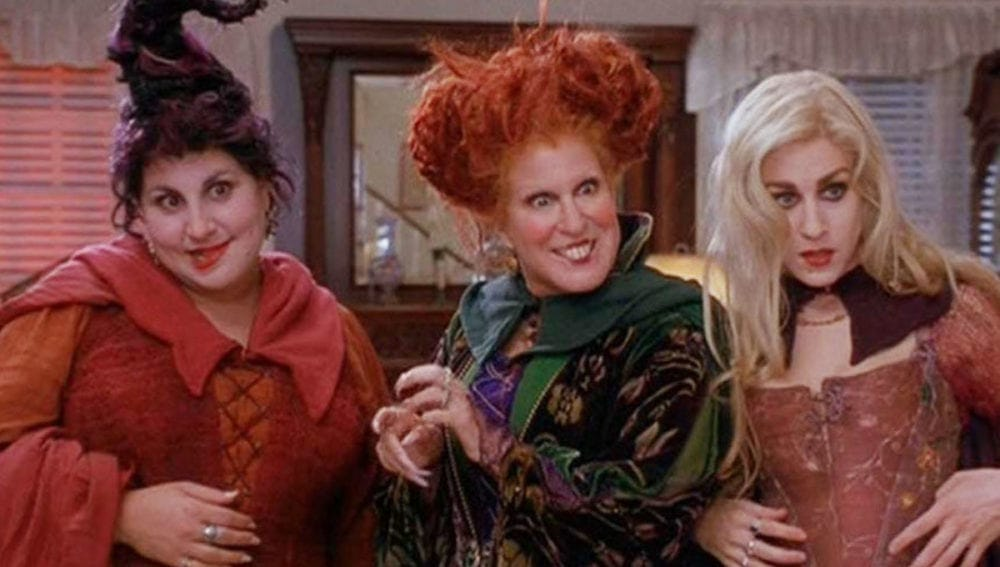 Hocus Pocus Coming To Disney+