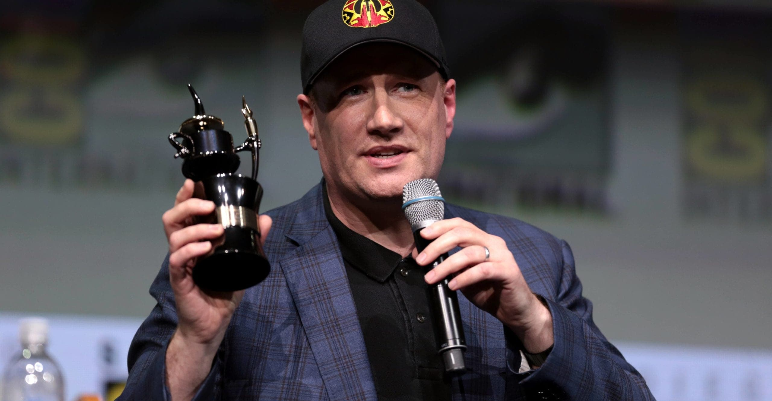 kevin feige promoted chief creative officer marvel studios