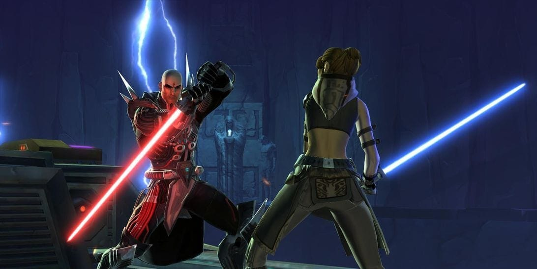 Star Wars the Old Republic Onslaught Featured Image