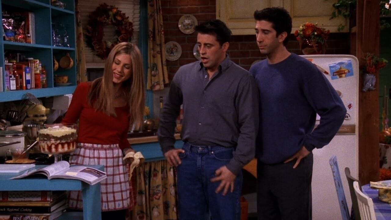 Friends Thanksgiving Special