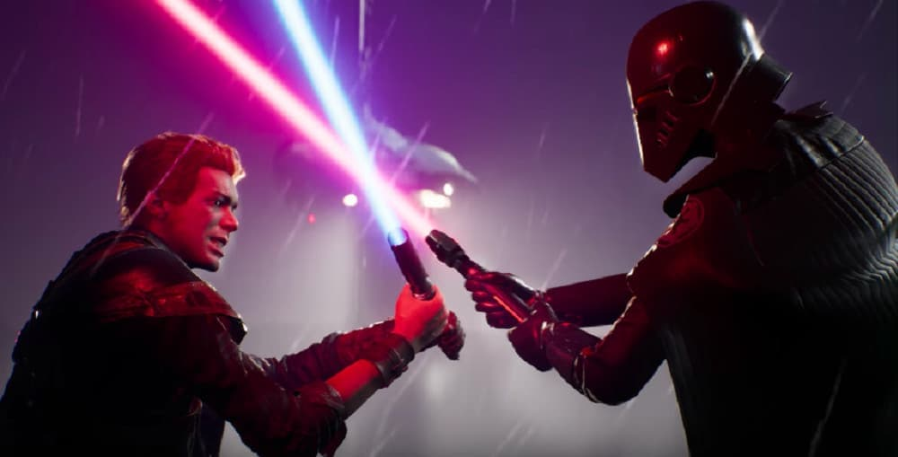 Jedi Fallen Order Review Cal and 2nd Sis
