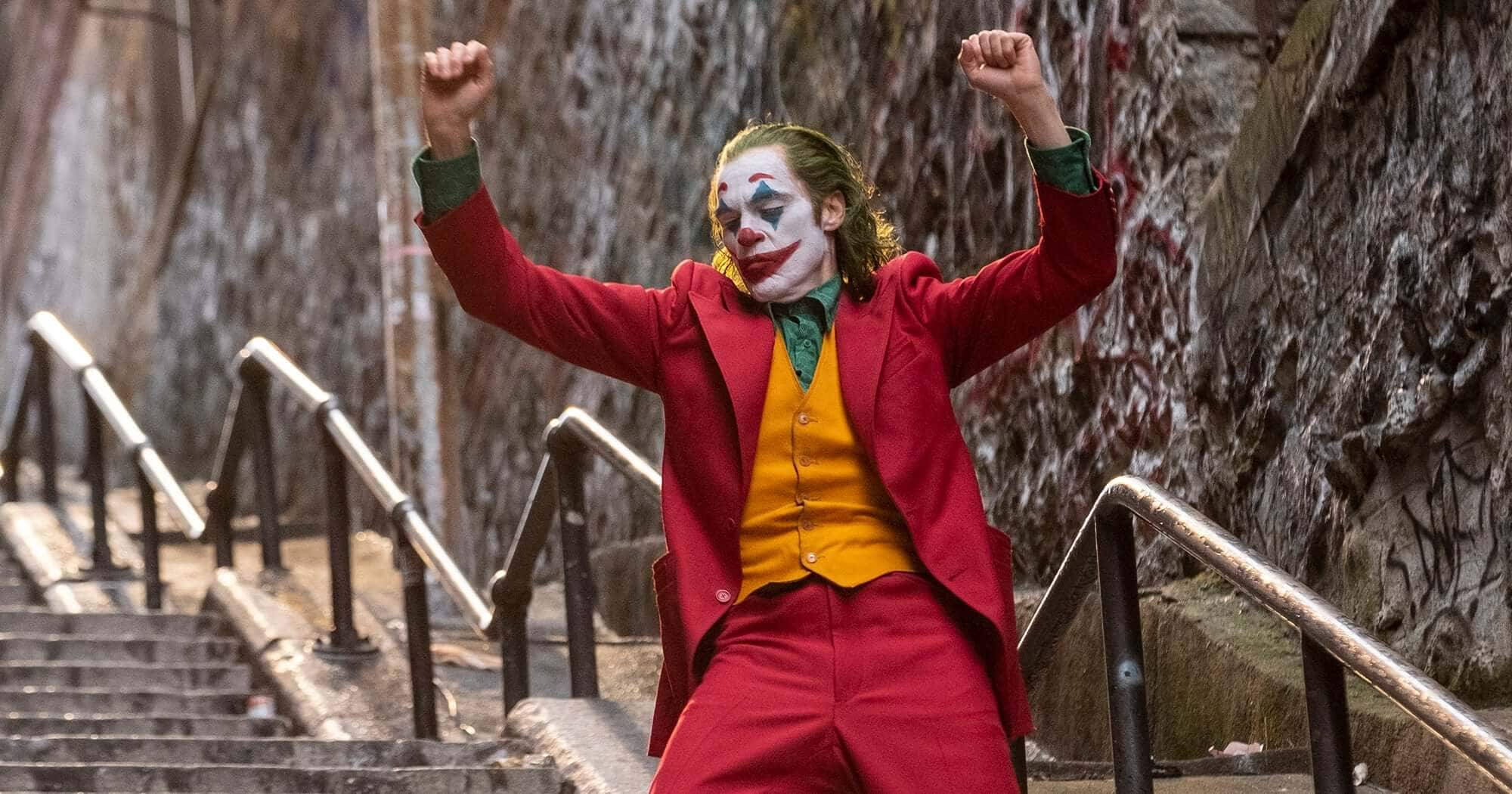 Joker Dancing at $1 billion