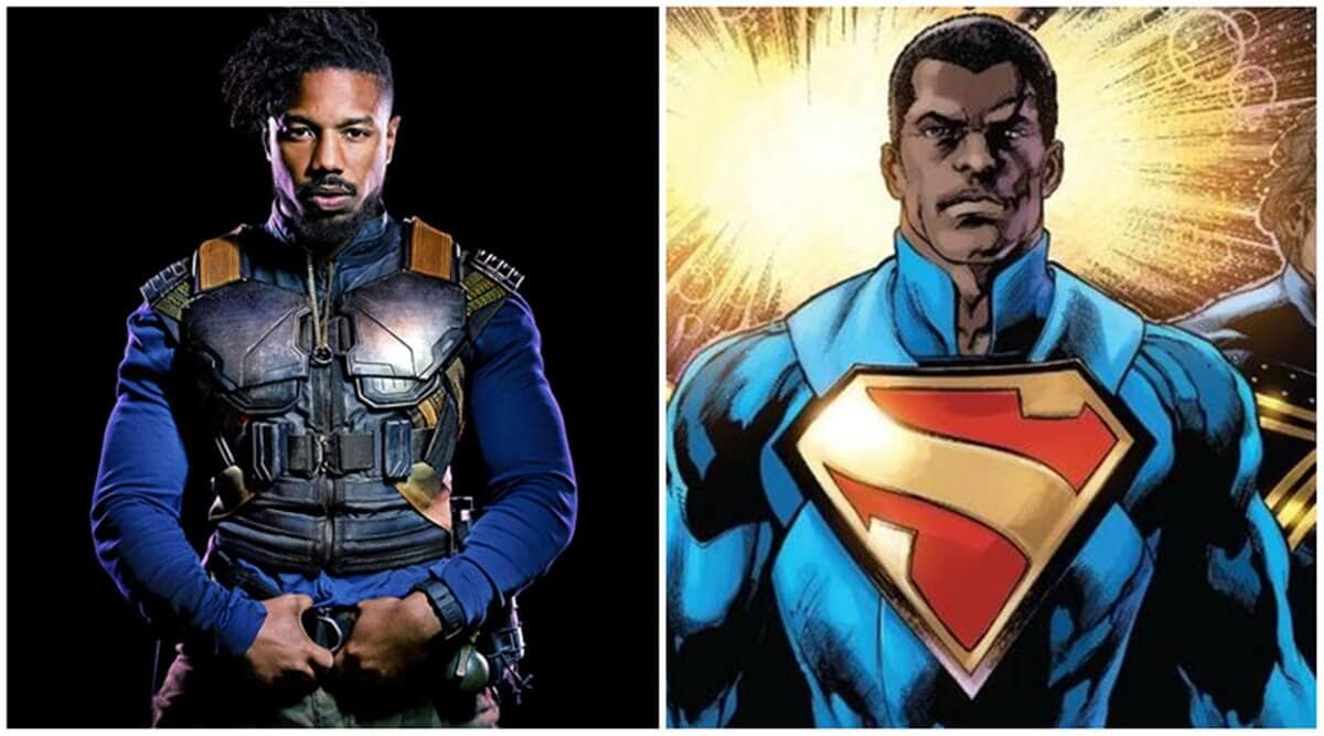 Black Superman, Michael B Jordan