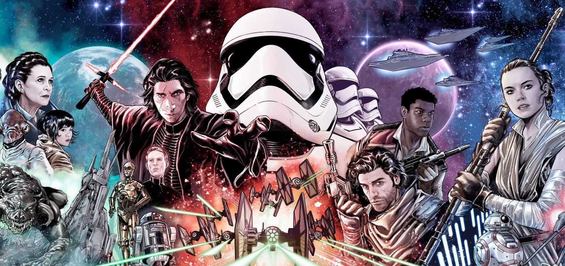 Star WArs Rise of Skywalker Review Marvel Covers Featured