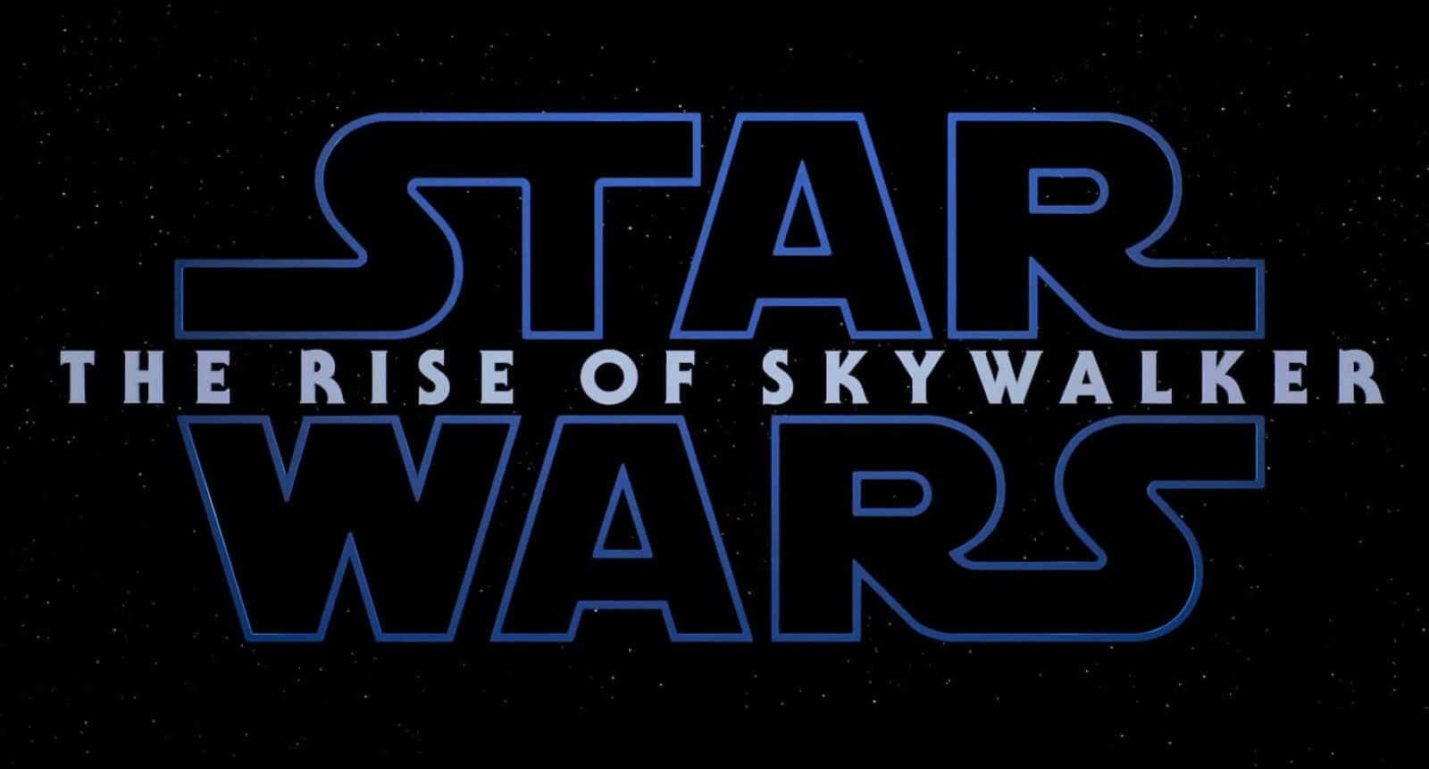 Star Wars The Rise of Skywalker Soundtrack logo featured