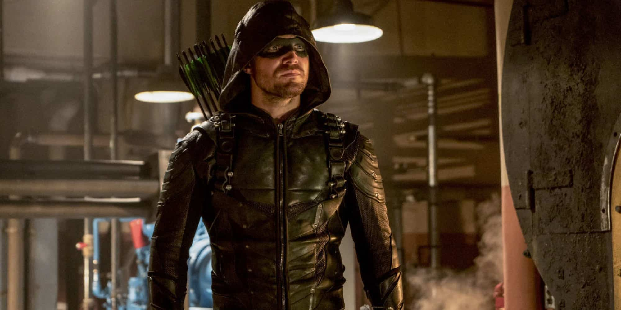 Arrow Legacy Featured