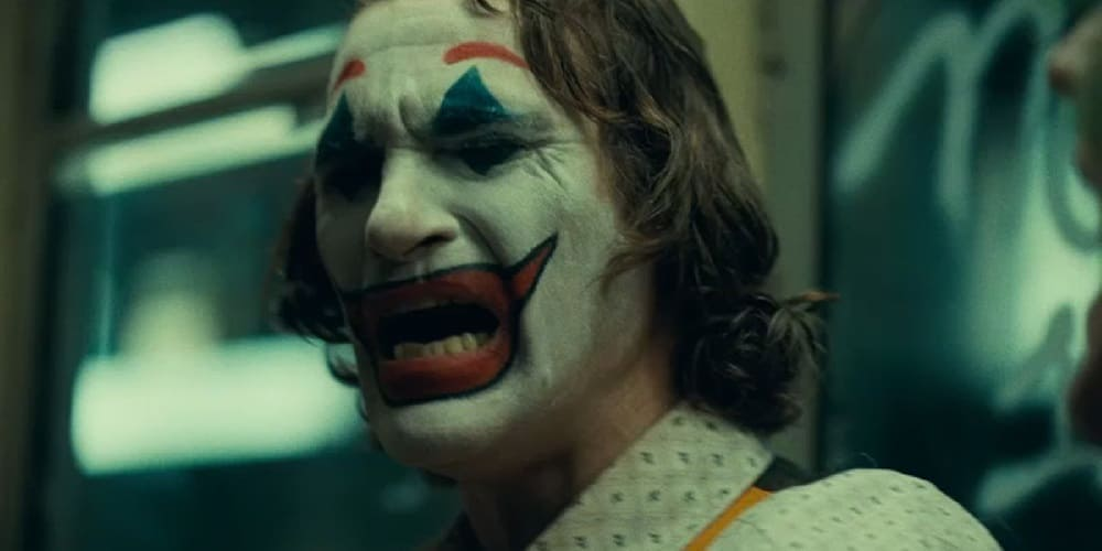 Joker Comic Book Movies Award Shows Oscars Cry