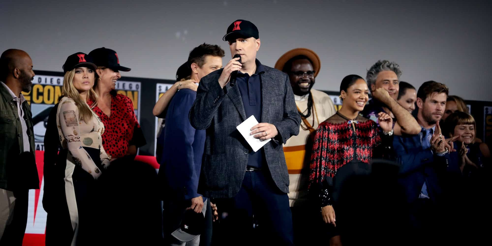 Kevin Feige ABC New Superhero Series Skidmore