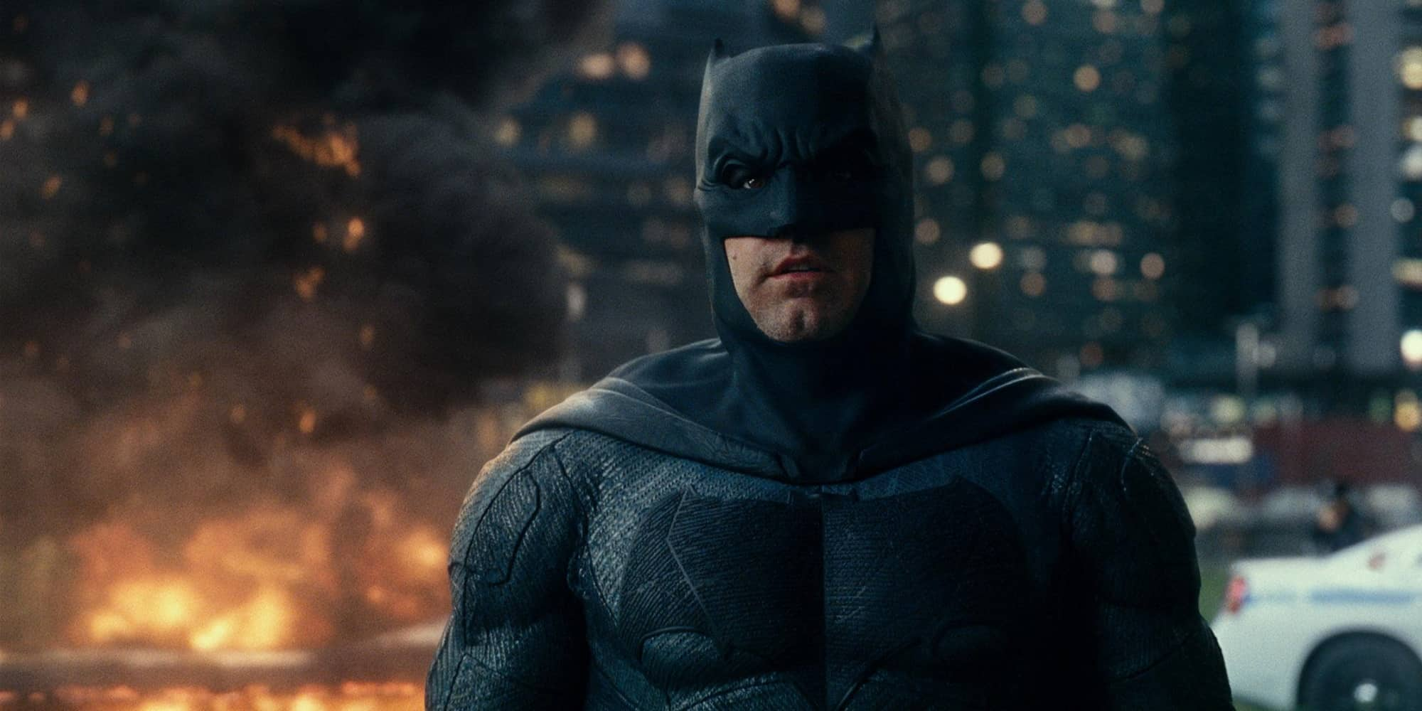 Ben Affleck Stopped Being the Batman Justice League
