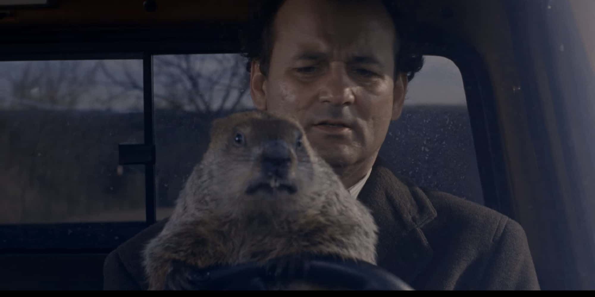 Groundhog Day Super Bowl Ad Jeep Bill Murray Featured